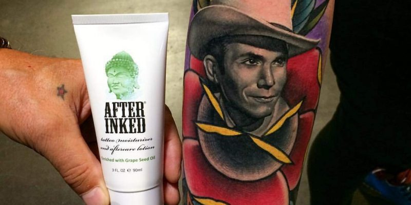 Best Lotions for Tattoo Aftercare