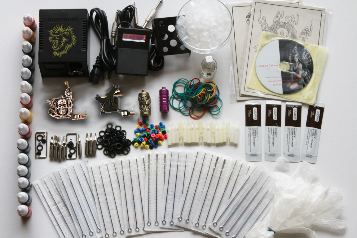 Best Tattoo Starter Kits