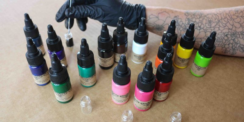 Best Tattoo Ink Brands