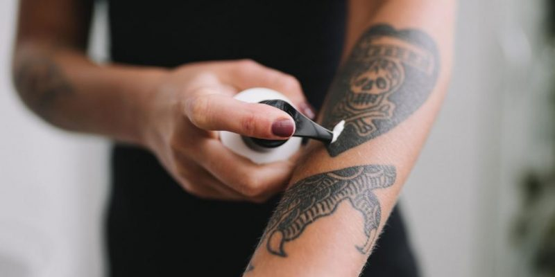 Best Lotions for Old Tattoos