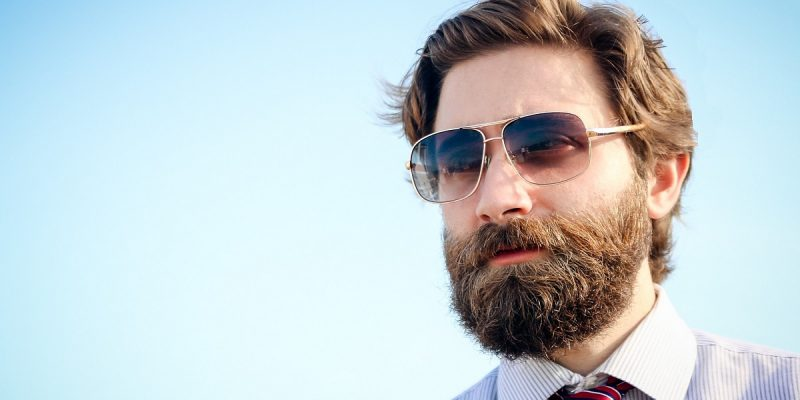 guy with a beard